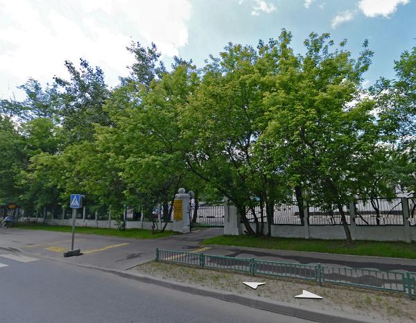 Фото на Яблочкова дом 5 строение 1