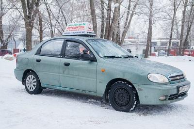 Ланс Шевроле в вытошколе в Москве